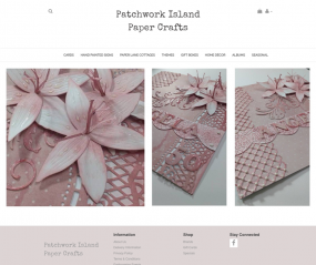 Patchwork Island Paper Crafts