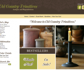 Old Country Primitives