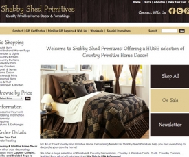 Shabby Shed Primitives