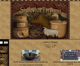 Shadowbox Treasures