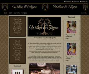 Willow and Thyme Shoppe