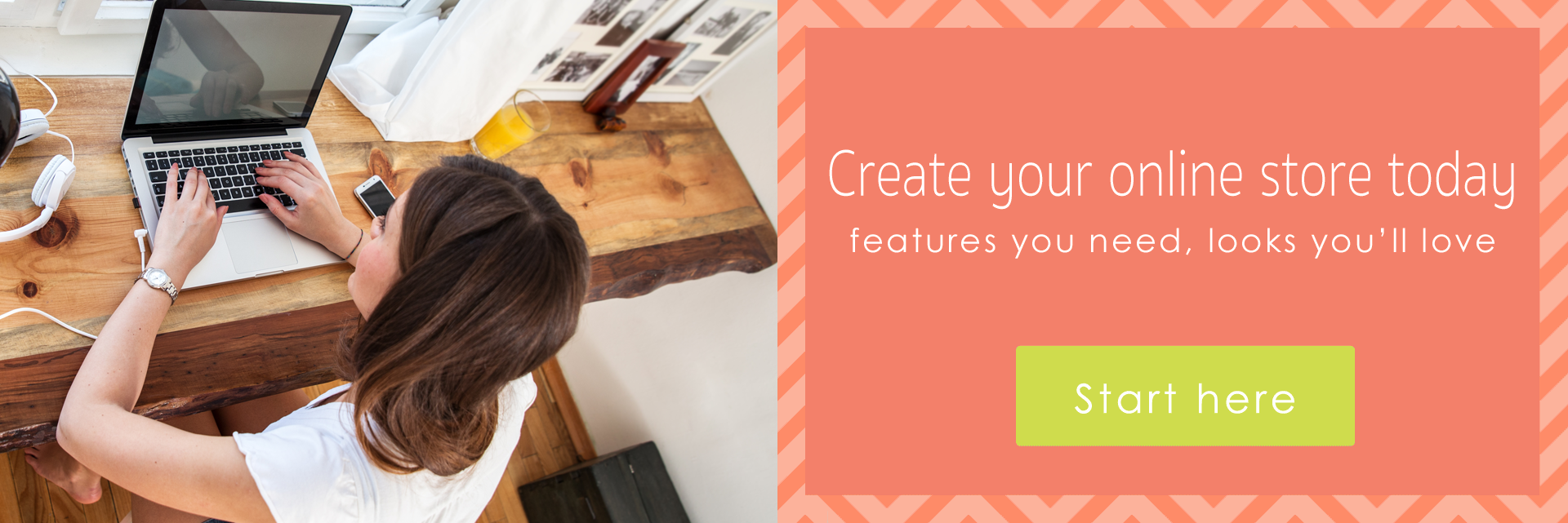 Create your online store today