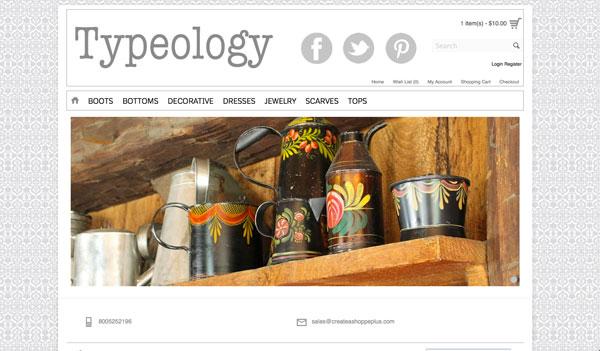 typeology