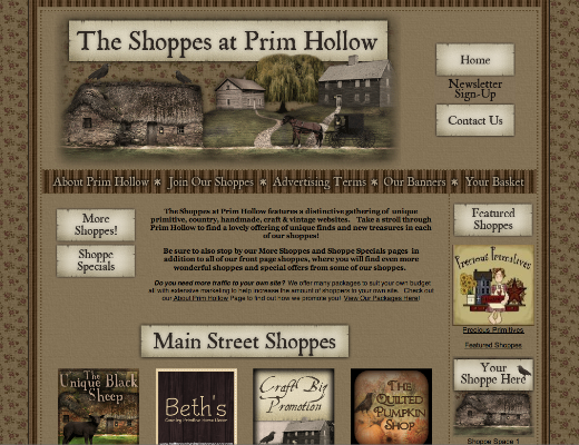 The Shoppes at Prim Hollow