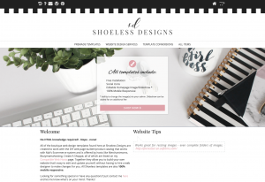 Shoeless Designs