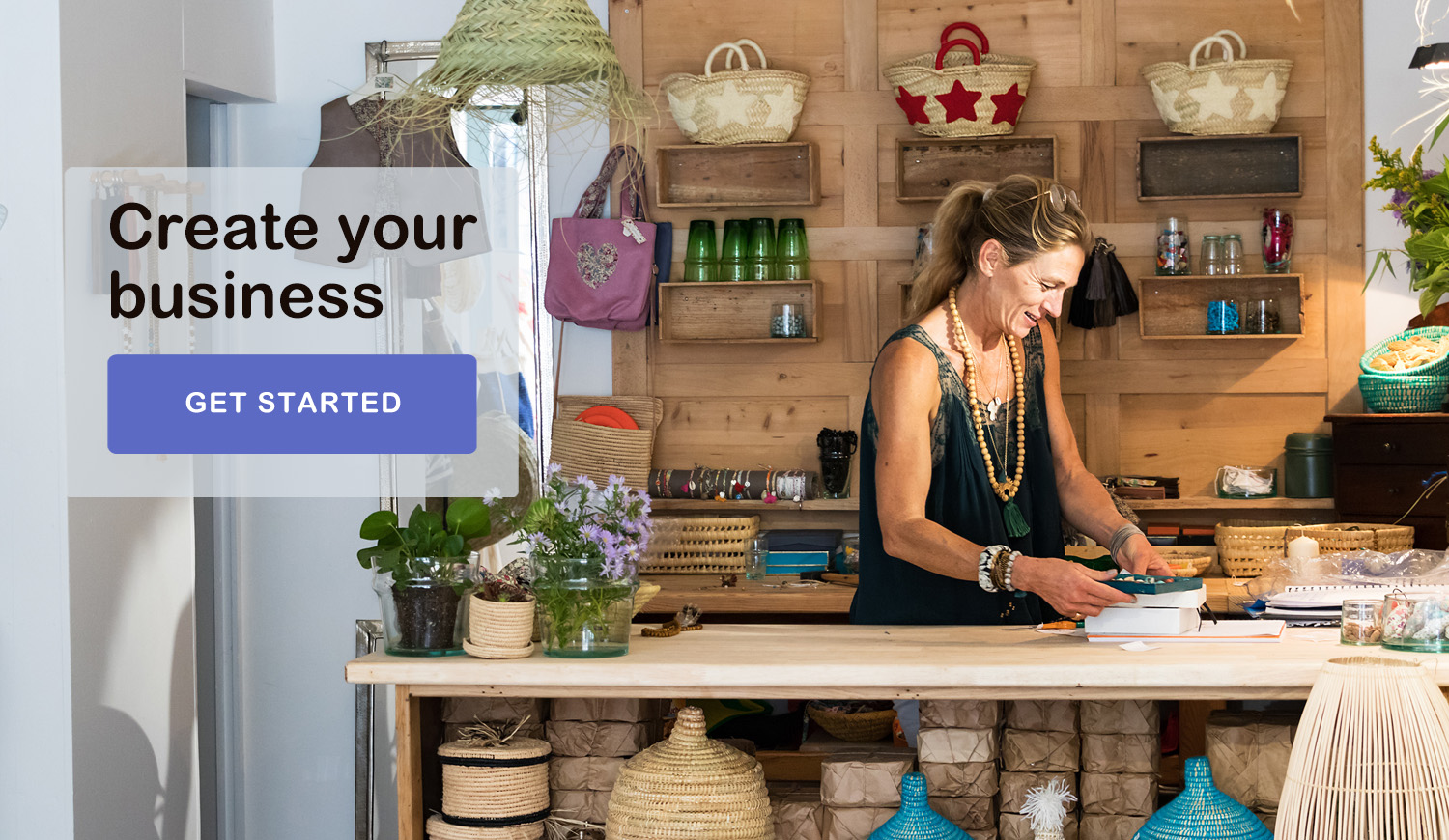 Create Your Business with Create A Shoppe